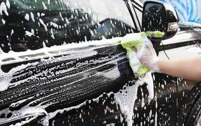 Bilvask og nem lakforsegling af Volkswagens Passat